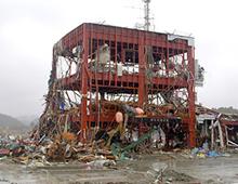 大津波から大切な命を守る